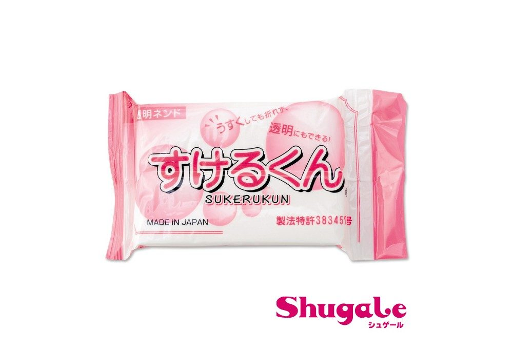 Японская прозрачная глина Сукерукун