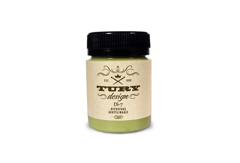 краска акрил оливковая