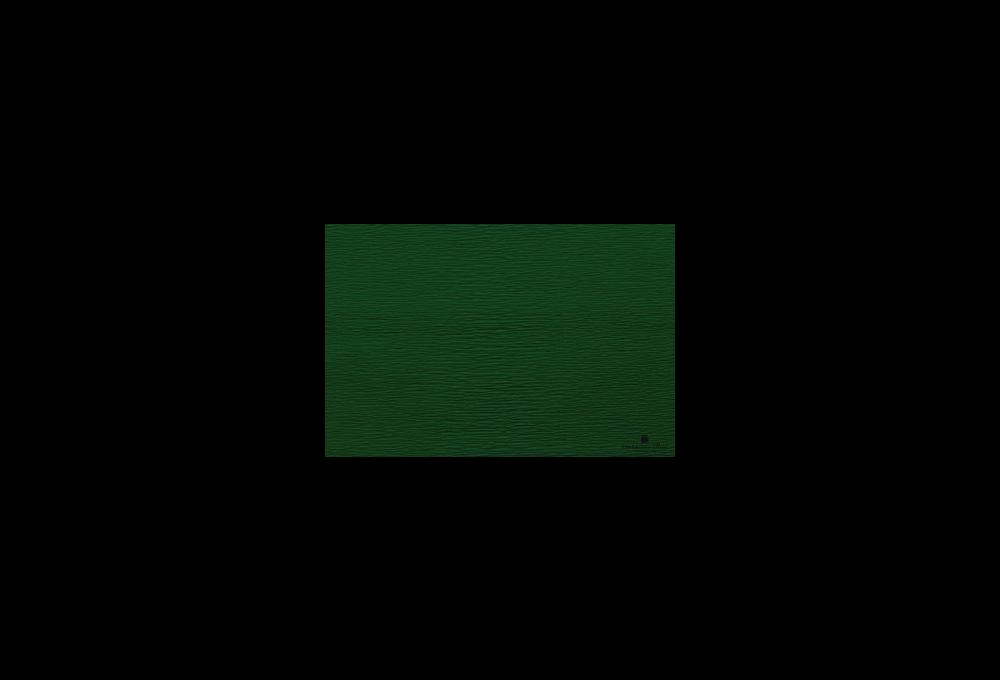 бумага гофрированная зеленая