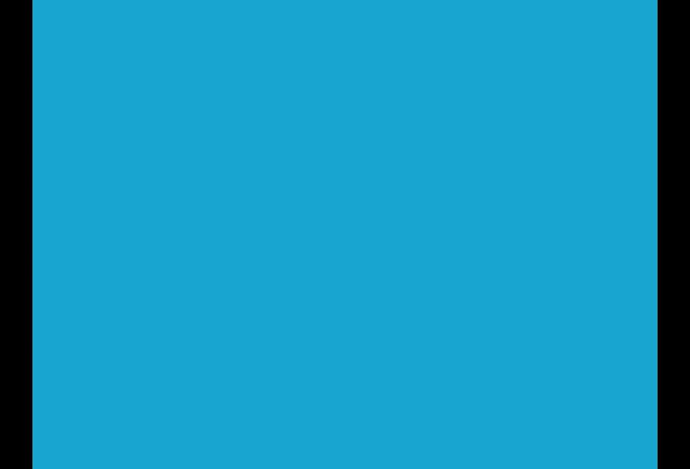 фоамиран зефирный синий