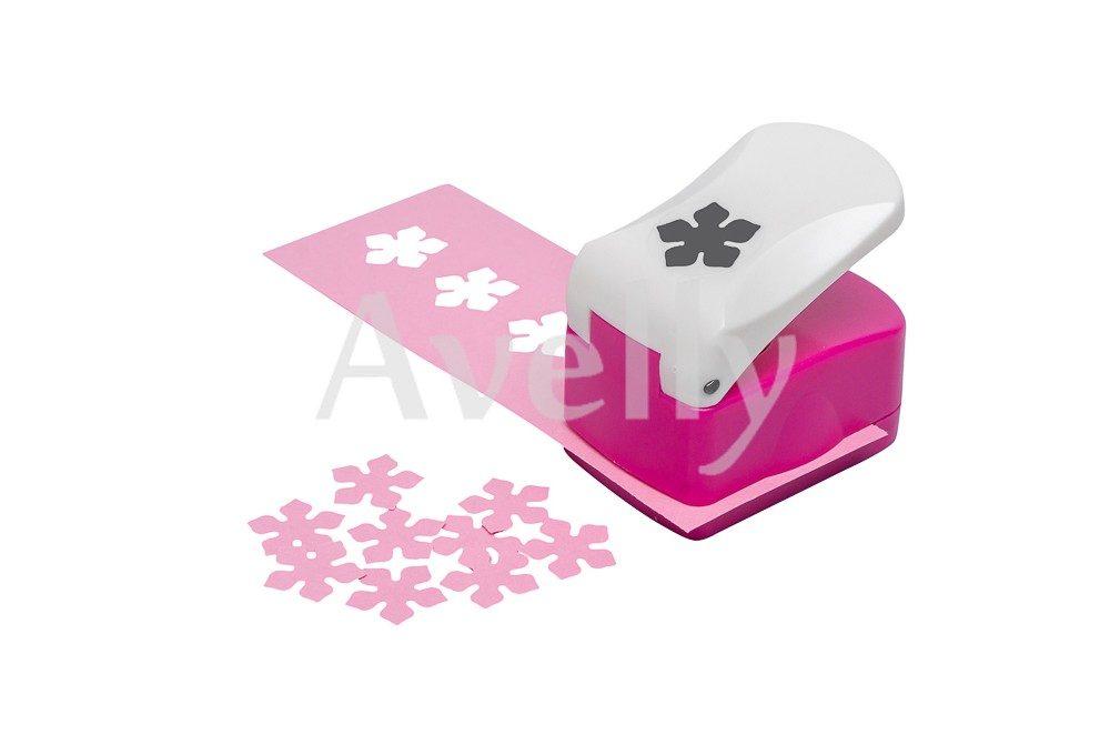 фигурный дырокол для бумаги и фоамирана, цветок колокольчика,16 мм