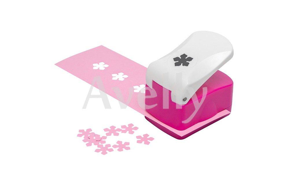 фигурный дырокол для бумаги и фоамирана, скрапбукинга, цветок вишни,12 мм