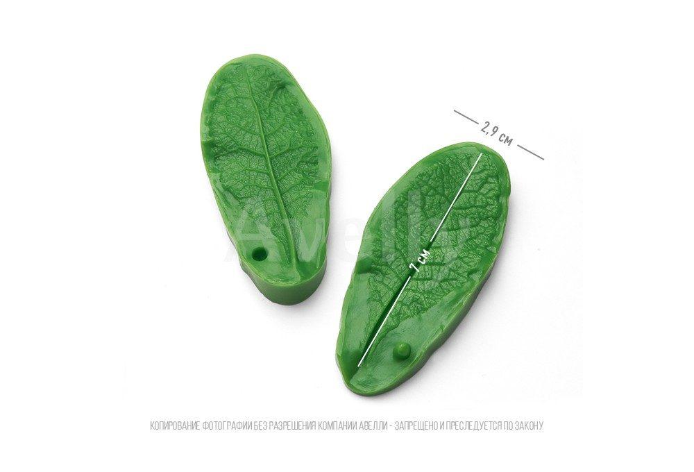 полиуретановый вайнер лист примулы маленький