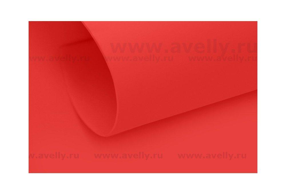 фоамиран иранский ярко-красный