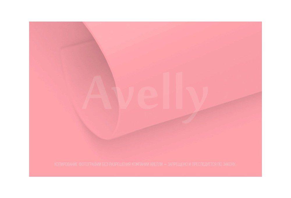 фоамиран корейский розовый пион