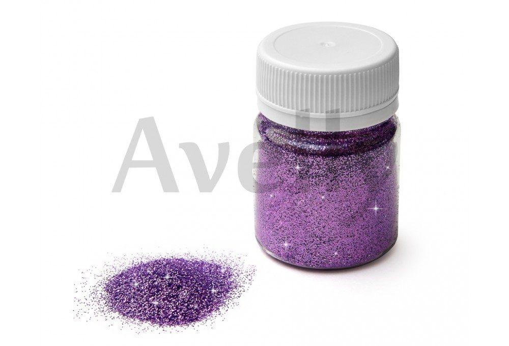 Блестки фиолетовые