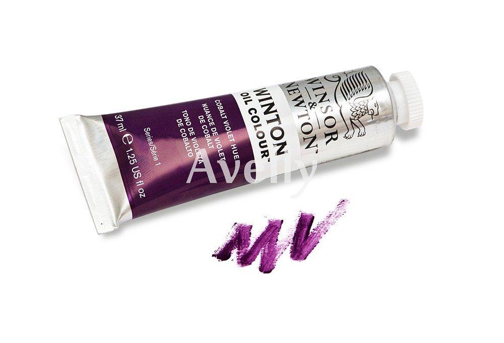 Масляная краска Winton Фиолетовый кобальт, Cobalt violet hue, №16, 37 мл