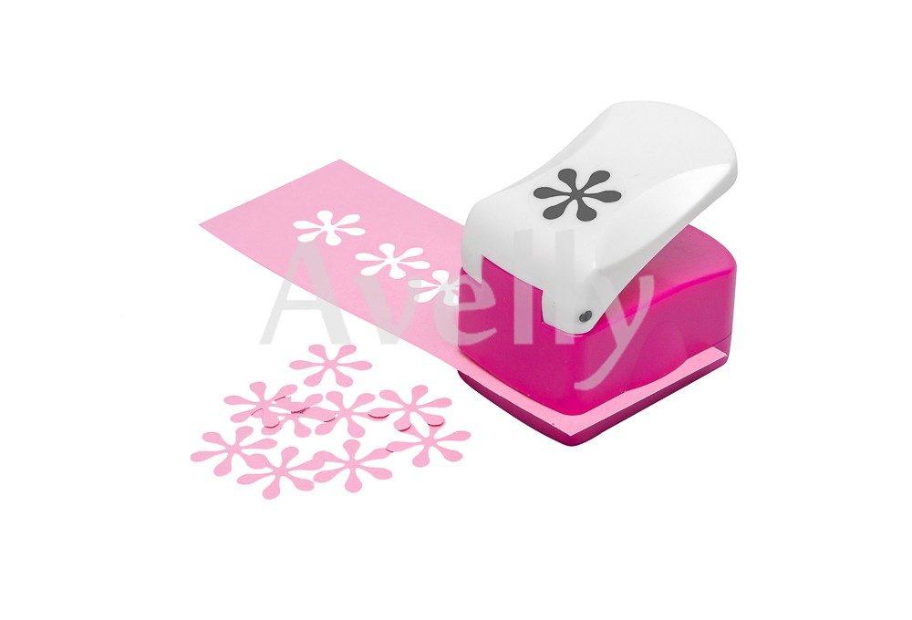 фигурный дырокол для бумаги, фоамирана, скрапбукинга в виде снежинки,16 мм