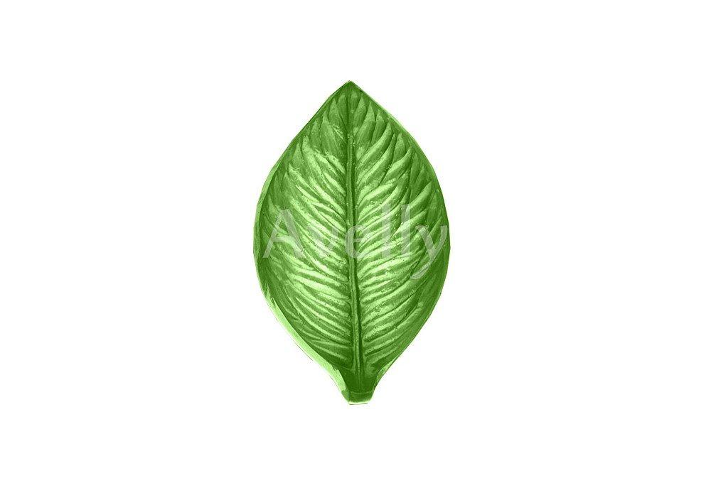 текстурный молд шиповник лист (дикая роза)