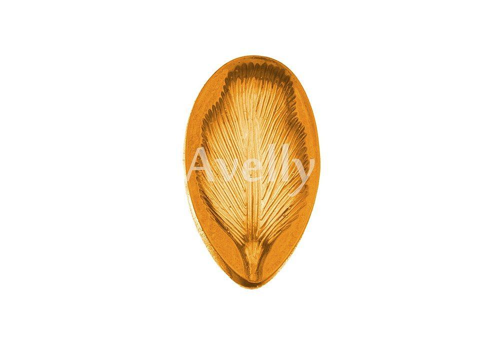 текстурный молд лепесток попугайного тюльпана