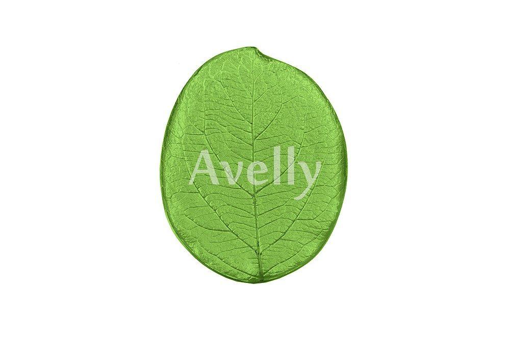 текстурный молд лист яблони