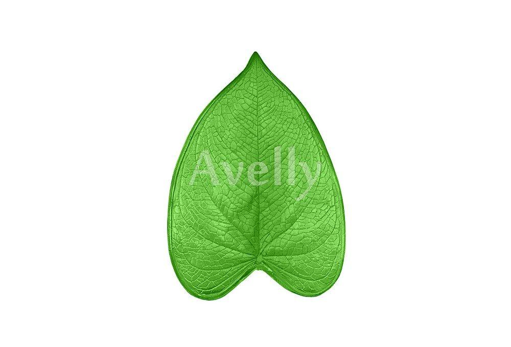 текстурный молд лист антуриум