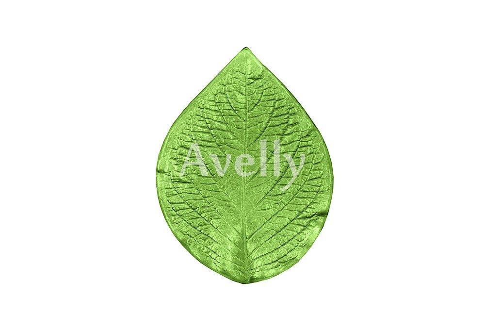 текстурный молд лист подсолнуха