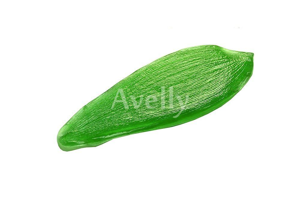 текстурный молд для цветов лист фаленопсис