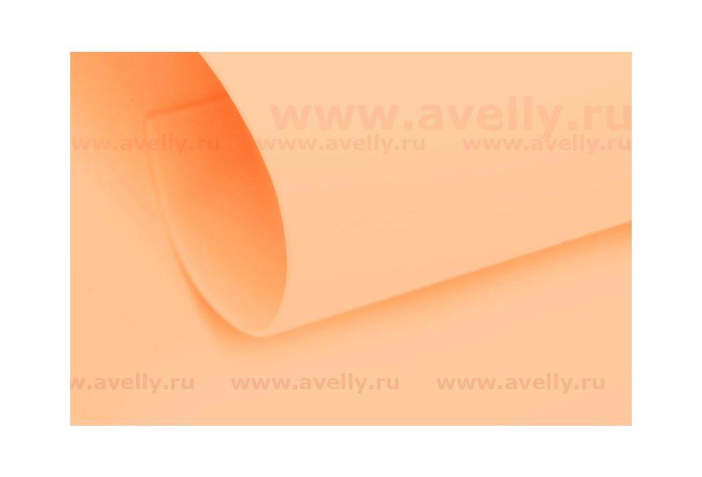 фоамиран иранский персикового цвета, 60*70 см