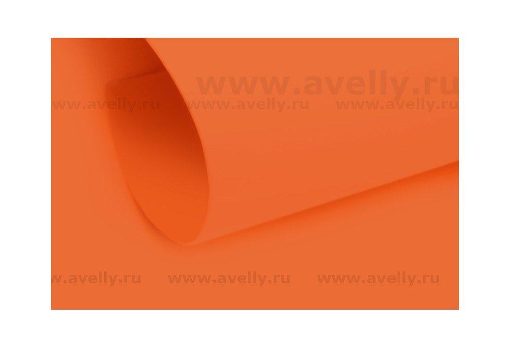 фоамиран иранский цвет оранжевый апельсиновый