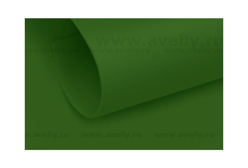 фоамиран иранский для цветов и листьев зеленый