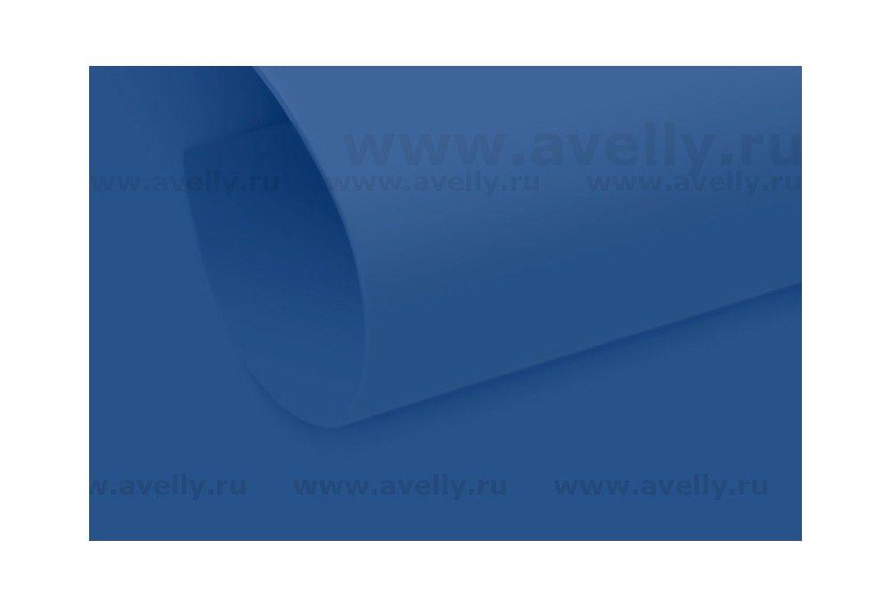 фоамиран иранский для цветов темно-синий, 60*70 см