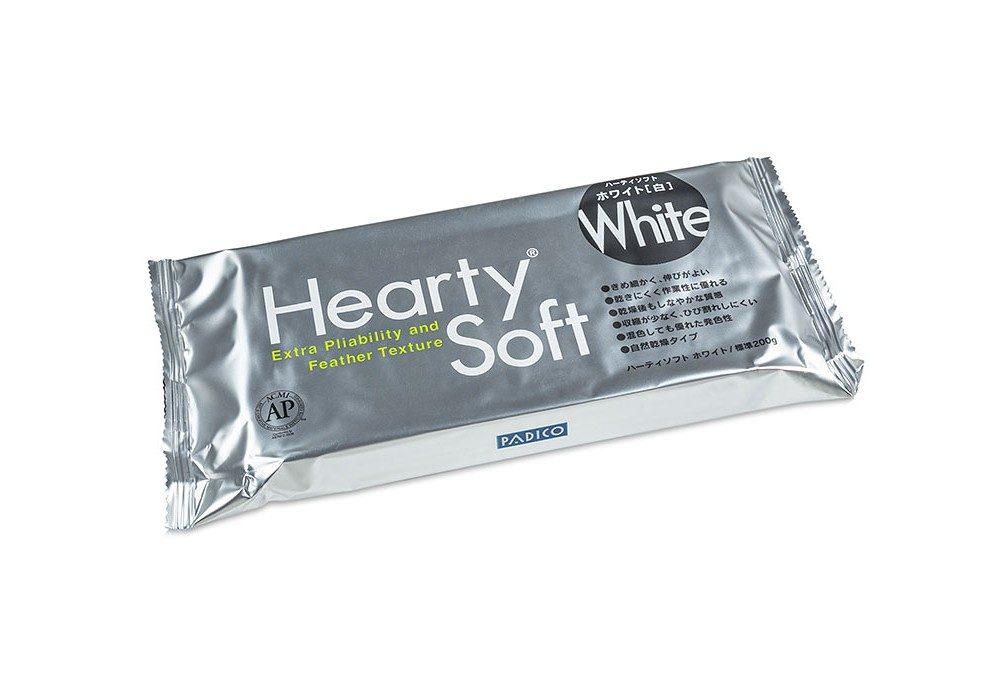 японская зефирная глина Hearty soft