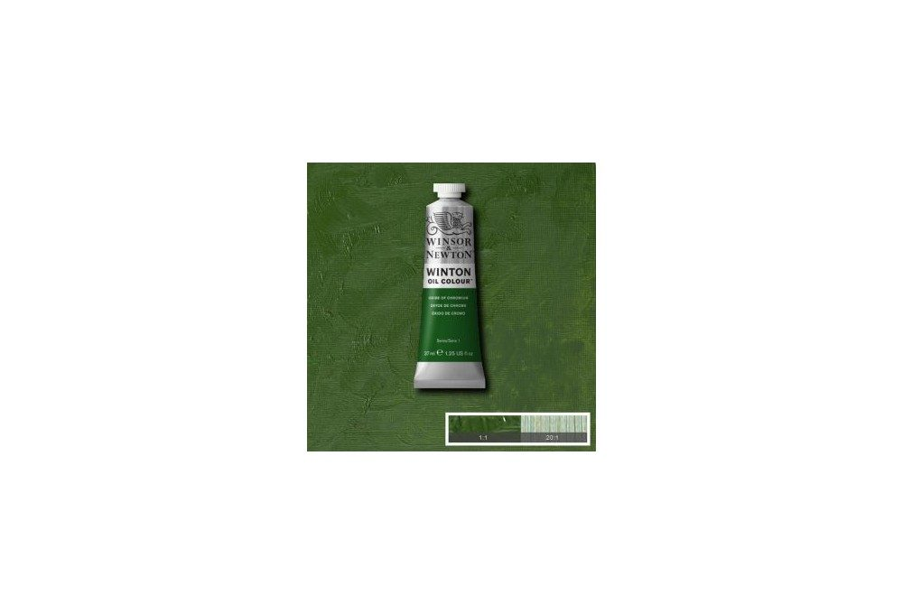 Выкраска масляной краски Оксид хрома (Oxid of chromium)