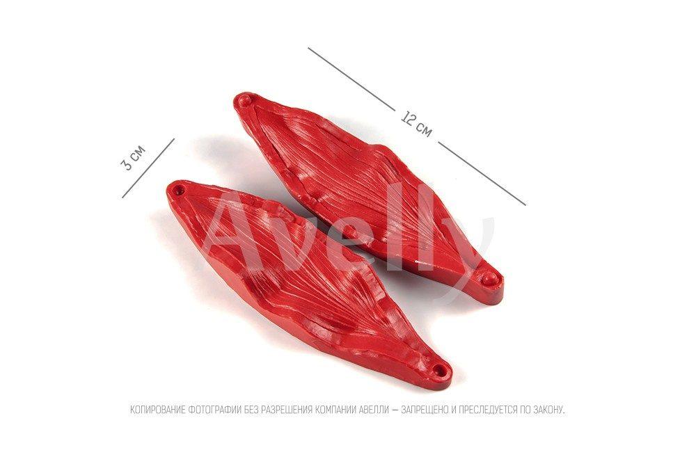 силиконовый вайнер лист лилии