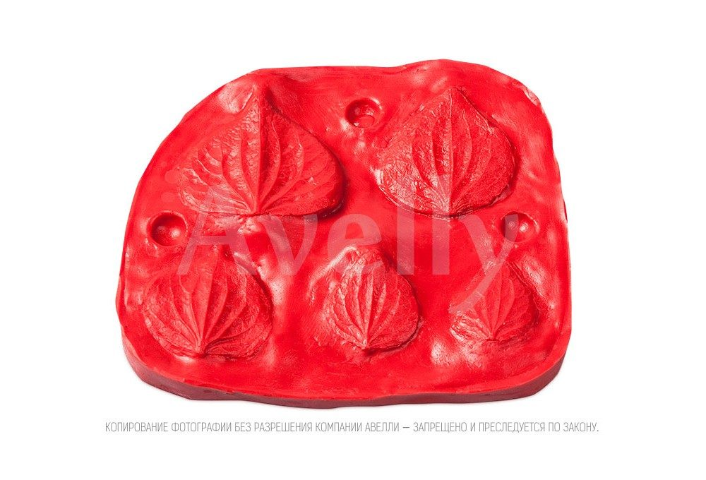 силиконовый вайнер лепестки гортензии-1