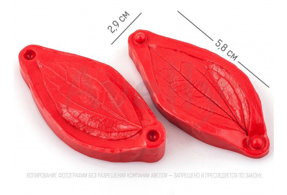 силиконовый вайнер лист клематиса средний