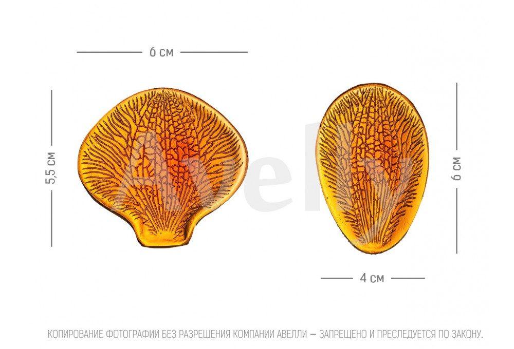 текстурный молд лепесток фаленопсиса
