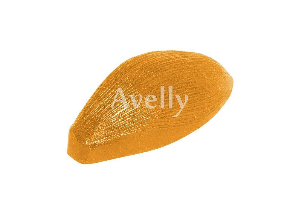 текстурный молд продольный лепесток для полимерной глины