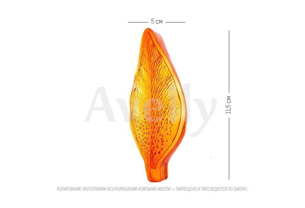текстурный молд лилия касабланка-2