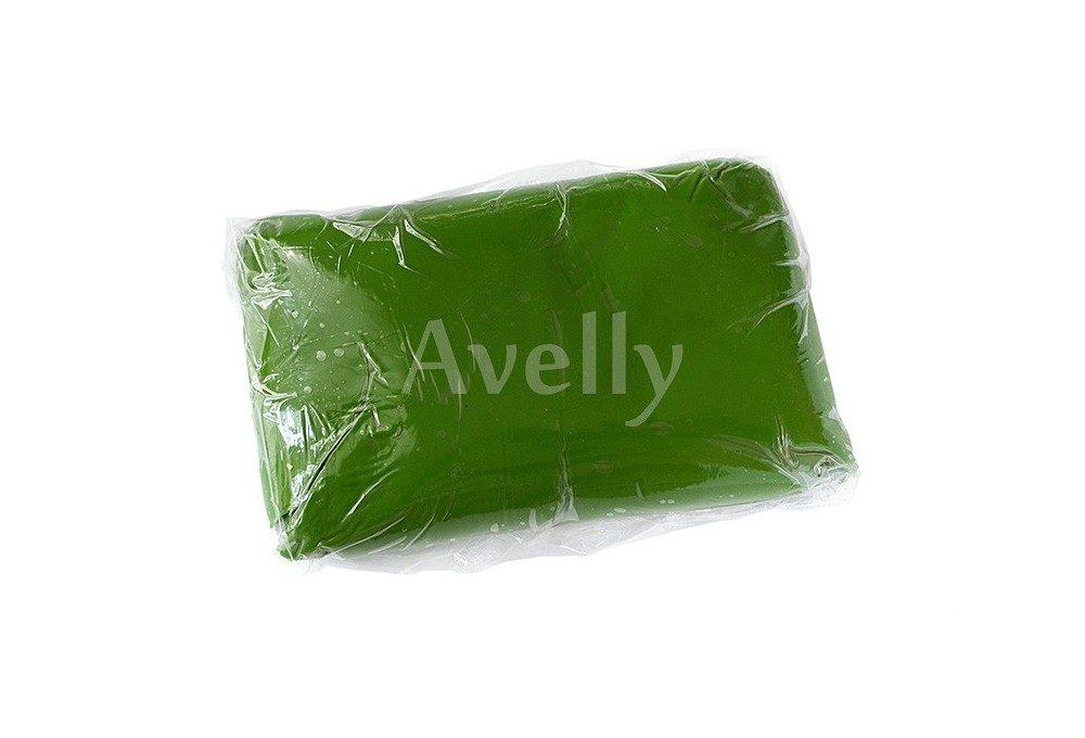 тайская зеленая полимерная глина для листьев