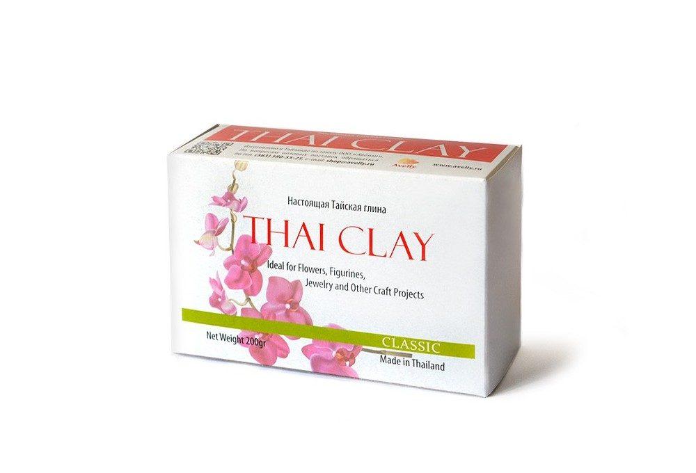 тайская классическая полимерная глина thai clay classic