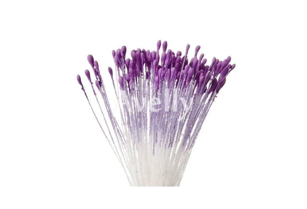 Тычинки для цветов клематис, мелкие