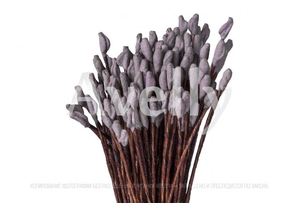 японские тычинки для цветов, шоколадный грильяж, мелкие