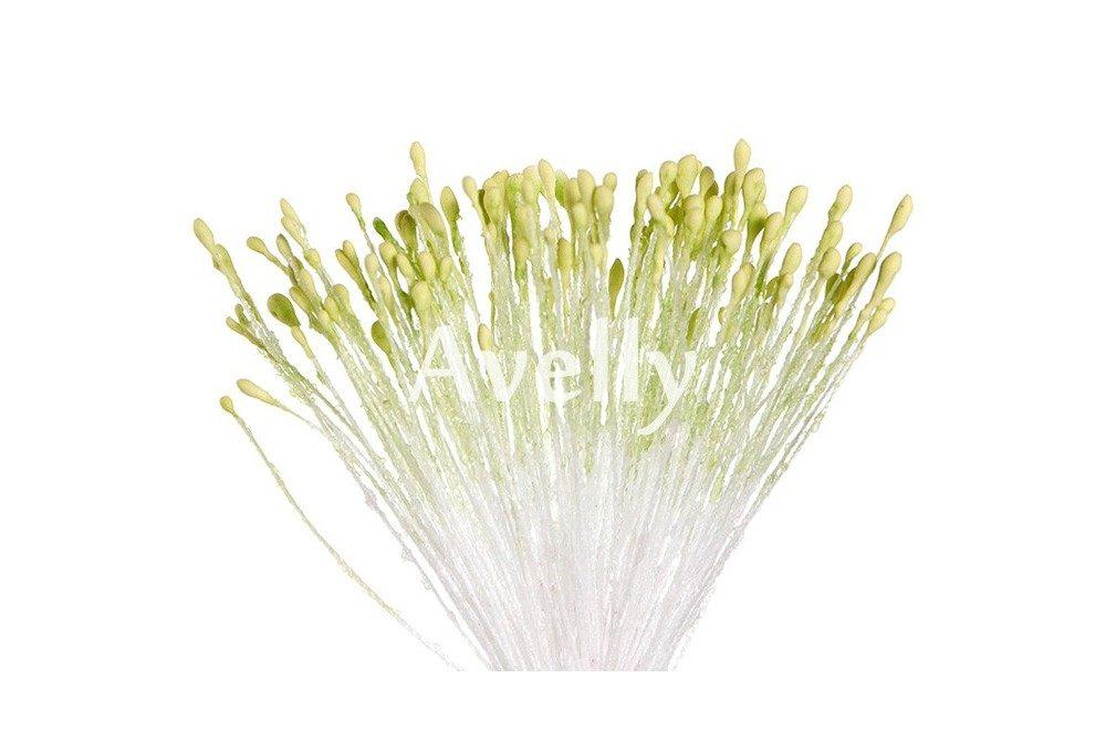 тычинки для цветов альпийская зелень, мелкие