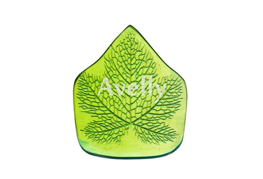текстурный молд лист смородины