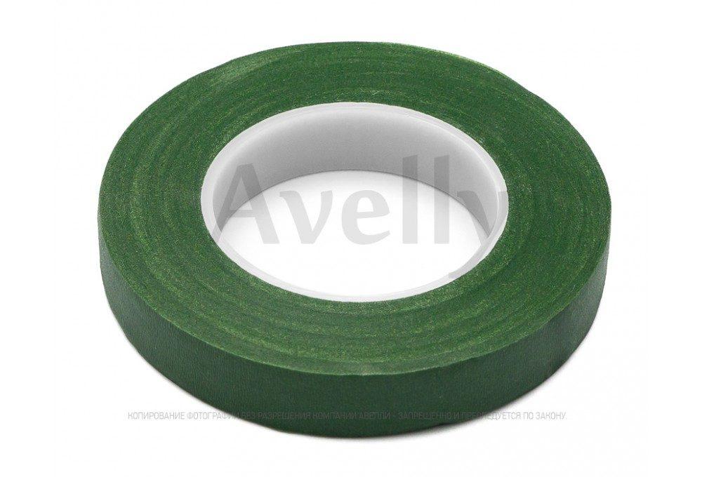 Тейп-лента зеленый газон