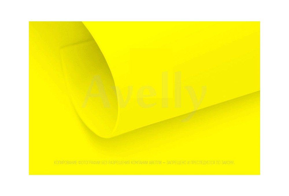 зефирный фоамиран лимонный