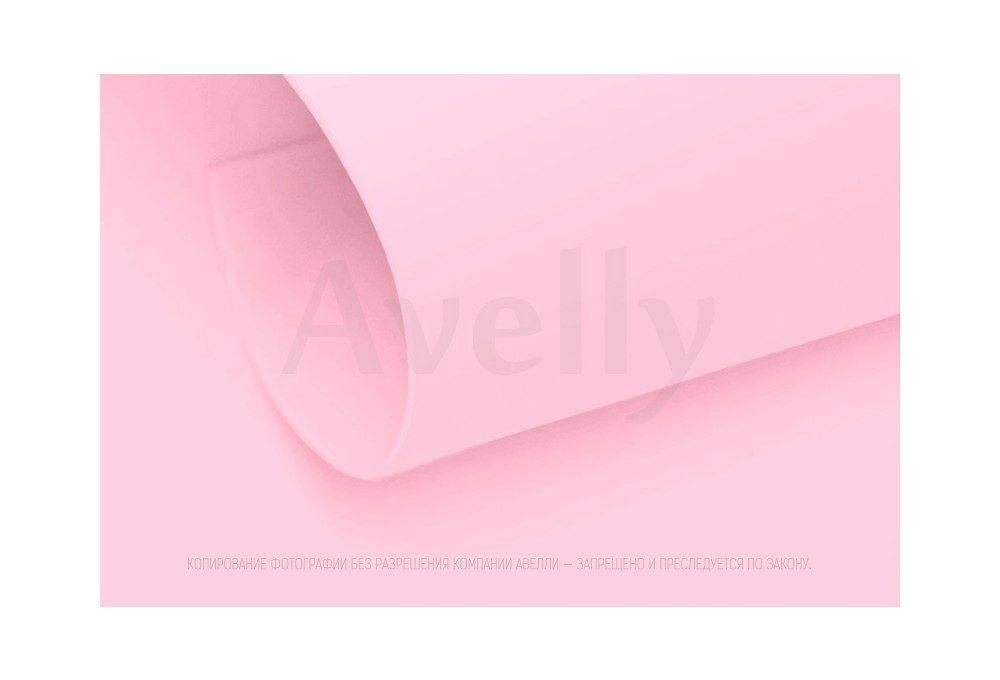 зефирный фоамиран розовый пион