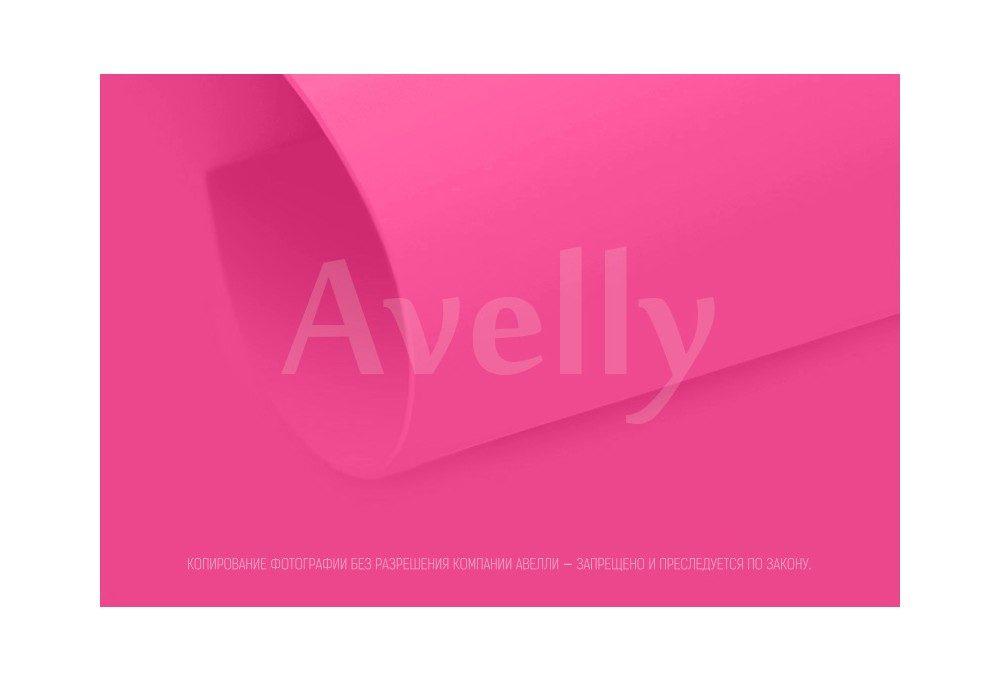 зефирный фоамиран розовая петунья