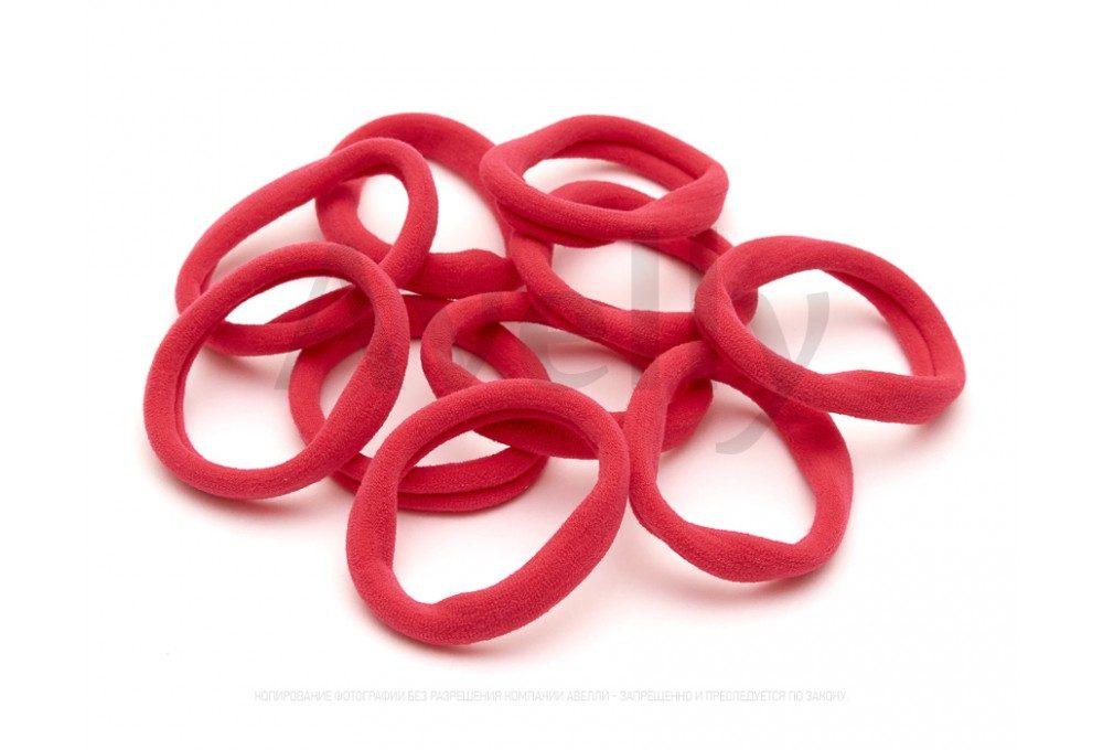 резиночки малиновые неоновые набор