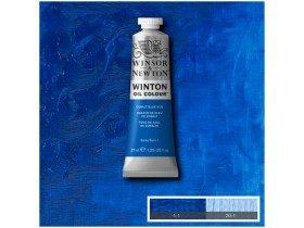 Масляная краска Синий кобальт (Cobalt Blue Hue) №15, Winsor&Newton, 37 мл
