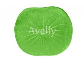 Текстурный молд лист лотоса