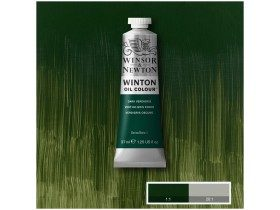 Масляная краска Зеленая патина (Dark Verdigris), Winsor&Newton, 37 мл
