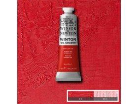 Масляная краска Киноварь (Vermilion Hue) №42, Winsor&Newton, 37 мл
