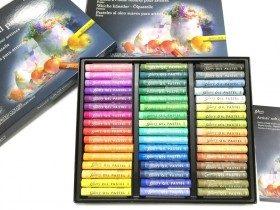 Масляная мягкая пастель Gallery, Mungyo, 48 цветов