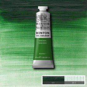 Масляная краска Глауконит (Terre Verte) №39, Winsor&Newton, 37 мл