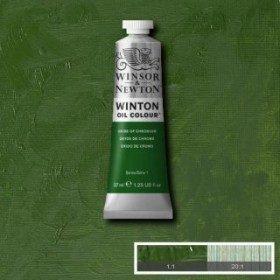 Масляная краска Оксид хрома (Oxid of Chromium) №31, Winsor&Newton, 37 мл