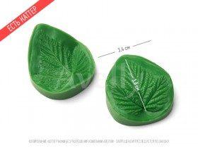силиконовый вайнер лист малины мини