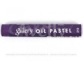 пастель масляная цвет фиолетовый, №212